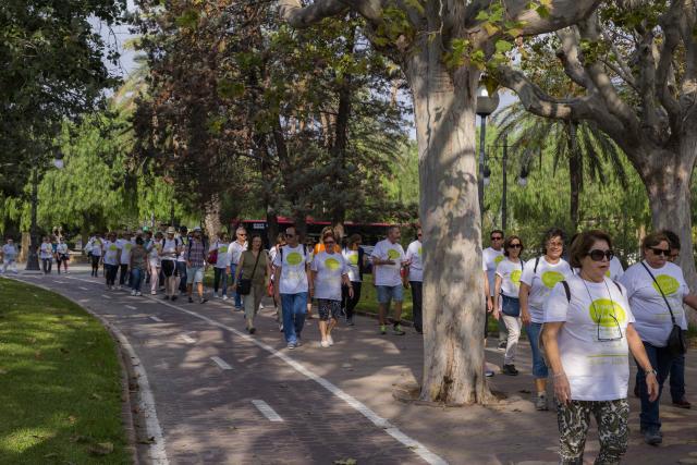 7é Passeig Saludable cauce rio Turia 1