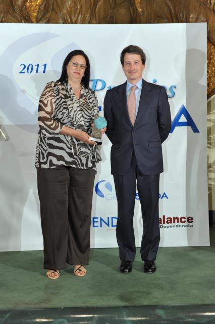 Premio SENDA otorgado a la AEPUM