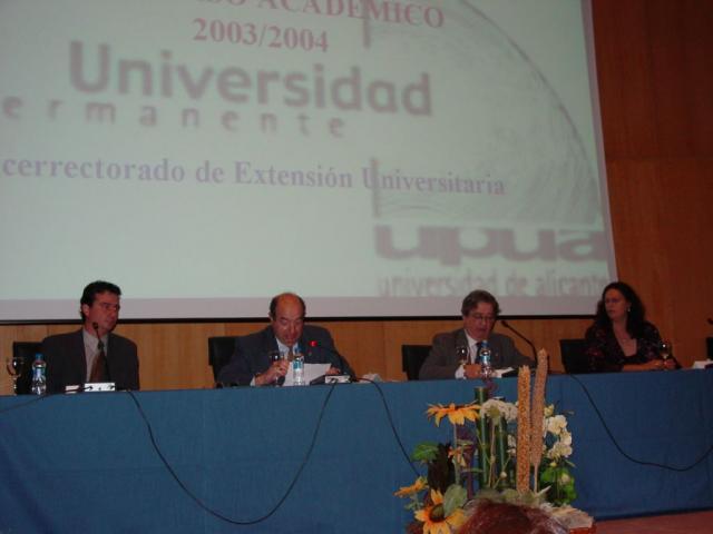 Inauguracion UPUA 03-04 Mes Presidencial