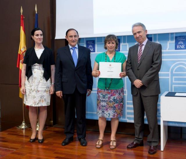Premioso Miguel Hernández 2013 - Accesit