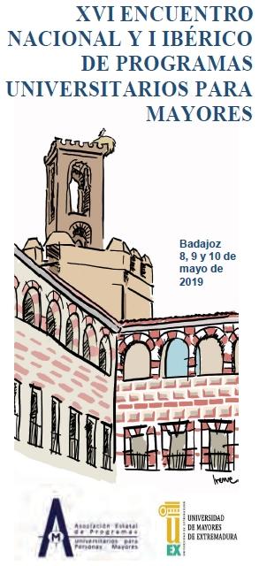 Portada Folleto Encuentro Badajoz