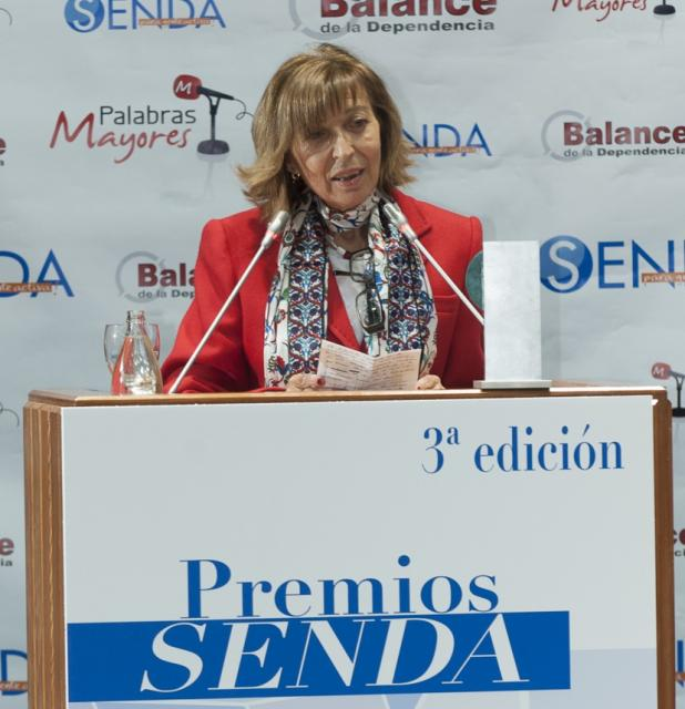 Premio Senda Mundo Universitario Adoración Holgado