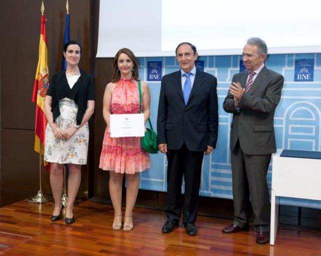 Premioso Miguel Hernández 2013 - Primer premio