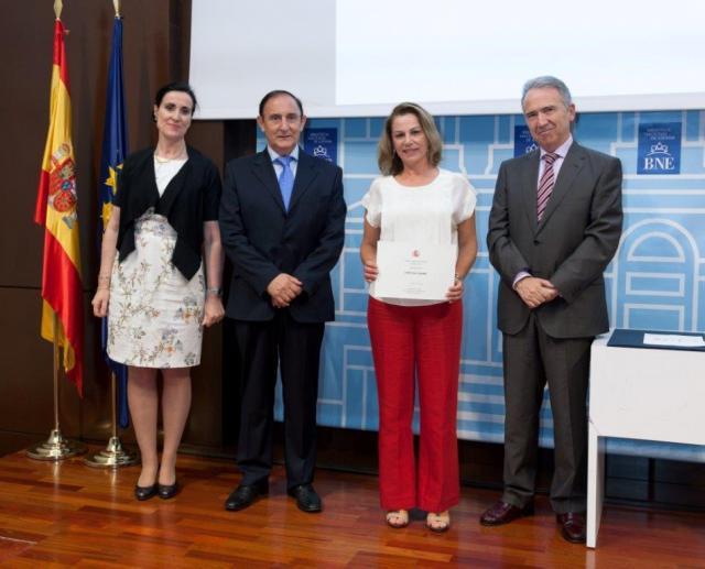 Premioso Miguel Hernández 2013 - Segundo premio