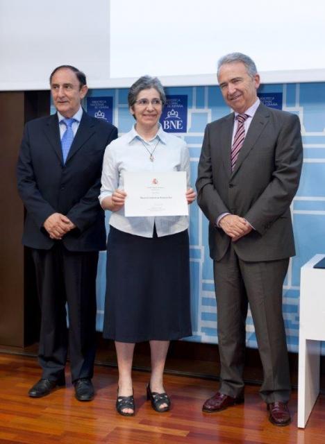 Premioso Miguel Hernández 2013 - Tercer premio