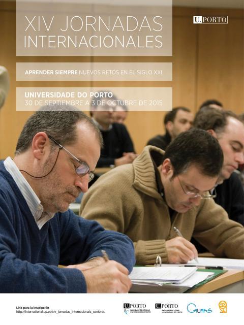 IV JORNADAS INTERNACIONALES, SOBRE ASOCIACIONISMO EN LOS PROGRAMAS UNIVERSITARIOS DE MAYORES